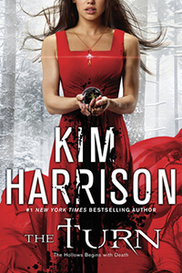 Review ~ The Turn by Kim Harrison @BurningBunnies @GalleryBooks