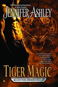 Review ~ Tiger Magic by Jennifer Ashley @JennAllyson