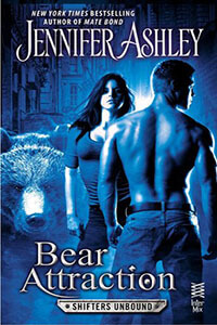 Review ~ Bear Attraction by Jennifer Ashley @JennAllyson