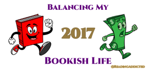 Bookish Life Budget ~ August 2017 Update
