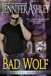 Review ~ Bad Wolf by Jennifer Ashley @JennAllyson