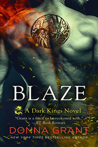 Review ~ Blaze by Donna Grant @Donna_Grant