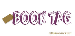 Book Tag ~ Get To Know Me