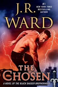 Review ~ The Chosen by J.R. Ward @JRWard1