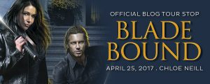 Blog Tour & Giveaways ~ Blade Bound by Chloe Neill @ChloeNeill