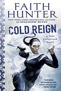 Review and Giveaway ~ Cold Reign by Faith Hunter @HunterFaith @LetsTalkLTP