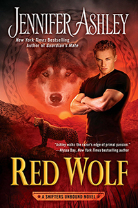 Review ~ Red Wolf by Jennifer Ashley @JennAllyson @BerkleyRomance