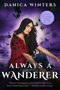 Review ~ Always A Wanderer by Danica Winters @DanicaWinters @DiversionBooks