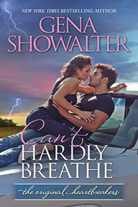 Review and Excerpt ~ Can't Hardly Breathe by Gena Showalter @GenaShowalter @InkslingerPR