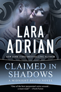 Review ~ Claimed In Shadows by Lara Adrian @lara_adrian