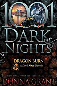 Review & Excerpt~ Dragon Burn by Donna Grant @Donna_Grant @InkslingerPR