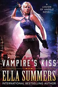 Review ~ Vampire's Kiss by Ella Summers @EllaAuthor @TantorAudio