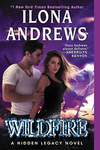 Review ~ Wildfire by Ilona Andrews @Ilona_Andrews