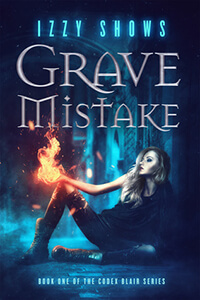 Review ~ Grave Mistake by Izzy Shows @IzzyShows @TantorAudio