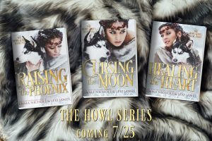 Blitz & Giveaway ~ The Howl Series by Emma Nichols @emmaserotica