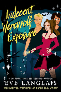 Review ~ Indecent Werewolf Exposure by Eve Langlais @Evelanglais @TantorAudio