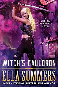 Review ~ Witch's Cauldron by Ella Summers @Ella Author @TantorAudio