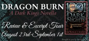 Excerpt and Spotlight ~ Dragon Burn by Donna Grant @Donna_Grant @InkslingerPR