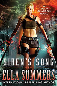 Review ~ Siren's Song by Ella Summers @EllaAuthor @TantorAudio