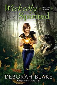 Review ~ Wickedly Spirited by Deborah Blake @DeborahBlake
