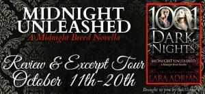 Review & Excerpt ~ Midnight Unleashed by Lara Adrian @Lara_Adrian @InkslingerPR