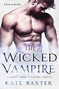 Review ~ Wicked Vampire by Kate Baxter @KateBaxterBooks @SMPRomance
