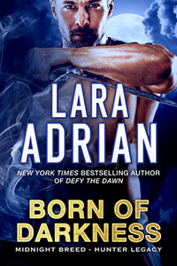Review ~ Born of Darkness by Lara Adrian @Lara_Adrian @TantorAudio