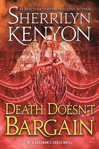 Review ~ Death Doesn't Bargain by Sherrilyn Kenyon @kenyonsherrilyn @MacmillanAudio