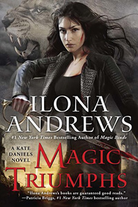 Review & Giveaway ~ Magic Triumphs by Ilona Andrews @Ilona_Andrews