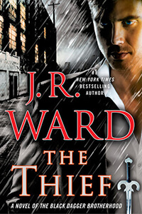 Review ~ The Thief by J.R. Ward @JRWard1