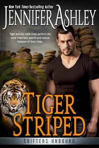 Review ~ Tiger Striped by Jennifer Ashley @JennAllyson