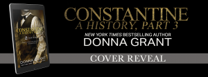 Cover Reveal ~ CONSTANTINE: A HISTORY Part 3 by Donna Grant @Donna_Grant @InkslingerPR