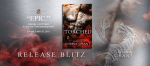 Happy Release Day to Torched by Donna Grant @Donna_Grant @InkslingerPR