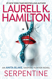 Review ~ Serpentine by Laurell K Hamilton @BerkleyRomance