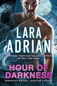 Review ~ Hour of Darkness by Lara Adrian @Lara_Adrian @TantorAudio