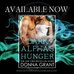 Dark Alpha's Hunger Blog Tour @Donna_Grant @InkslingerPR