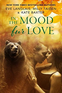 Review ~ In The Mood Fur Love by Milly Taiden, Kate Baxter & Eve Langlais @MillyTaiden @KateBaxterBooks @EveLanglais