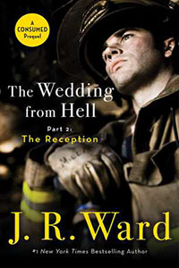 Review ~ The Reception (The Wedding From Hell) by J.R. Ward @JRWard1