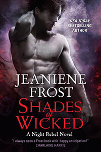 Review ~ Shades of Wicked by Jeaniene Frost @JeanieneFrost