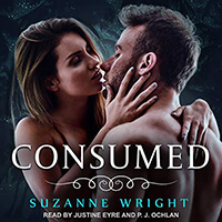 Review ~ Consumed by Suzanne Wright  @suz_wright @TantorAudio