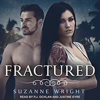 Review ~ Fractured by Suzanne Wright @suz_wright @TantorAudio