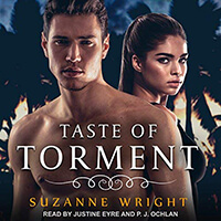 Review ~ Taste of Torment by Suzanne Wright  @suz_wright @TantorAudio