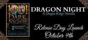 Release Day ~ Dragon Night by Donna Grant @Donna_Grant @InkslingerPR