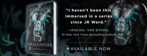 Release Day ~ Dragonfire by Donna Grant @InkslingerPR @SMPRomance