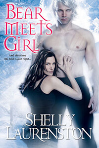 Review ~ Bear Meets Girl by Shelly Laurenston