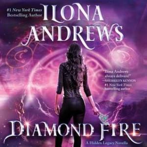 Review ~ Diamond Fire by Ilona Andrews @IlonaAndrews