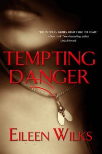 Review ~ Tempting Danger by Eileen Wilks @EileenWilks