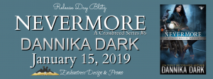 Release Day ~ Nevermore by Dannika Dark @DannikaDark