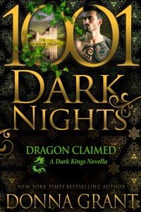 Review & Excerpt ~ Dragon Claimed by Donna Grant @Donna_Grant @InkslingerPR