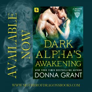 Spotlight and Teasers ~ Dark Alpha's Awakening by Donna Grant @Donna_Grant @InkslingerPR
